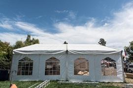 השכרת אוהל אבלים בטירה