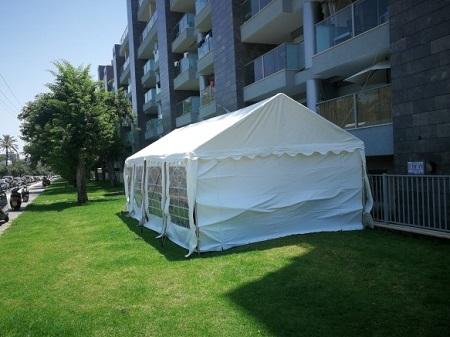אוהלים לאבלים תמונה