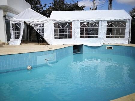 אוהל לאירוע - השכרתאוהלים.com